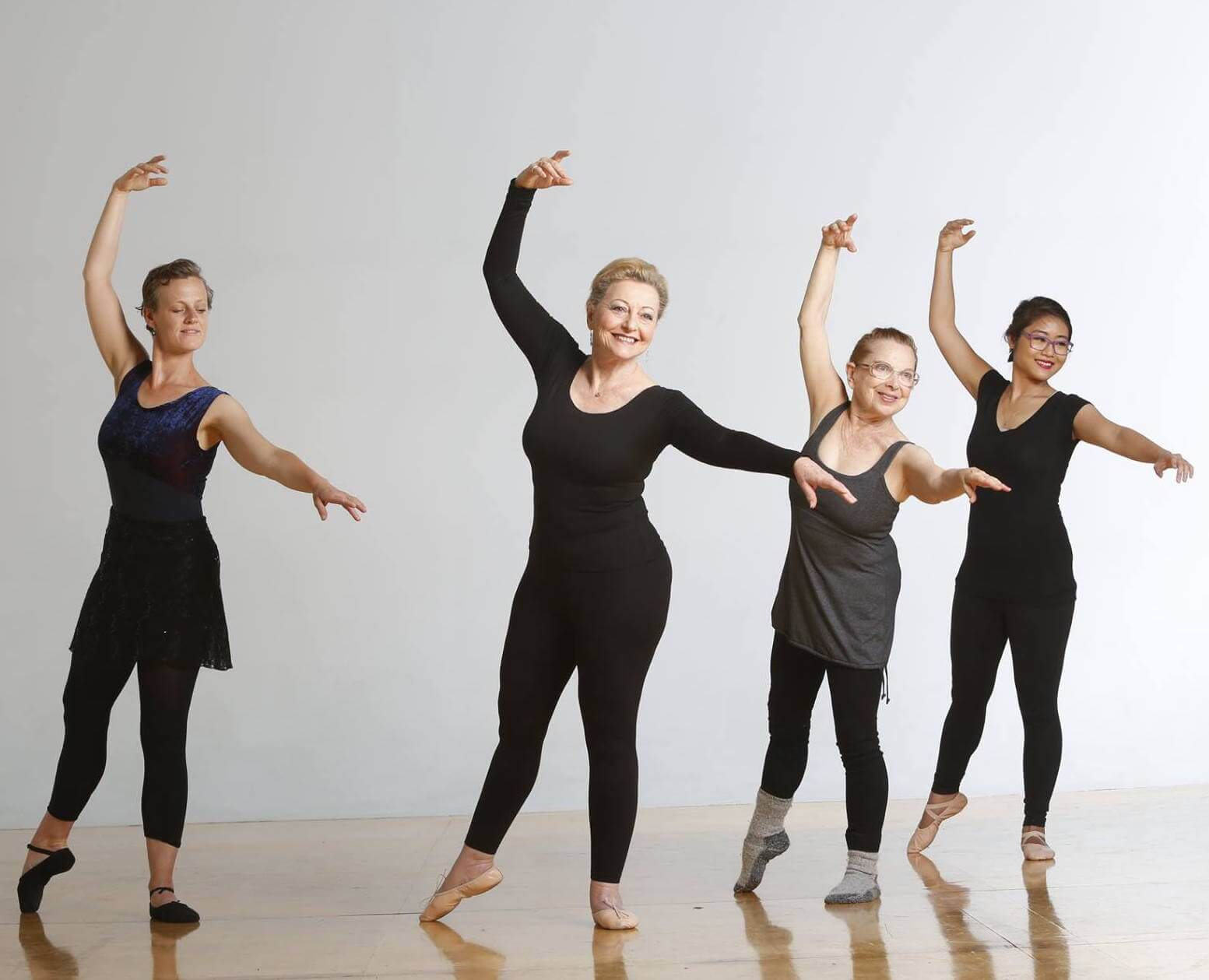 Adult dance classes - Oakland dance lessons at Danspace