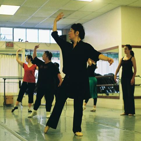 Series 4: Adult Beginning Ballet